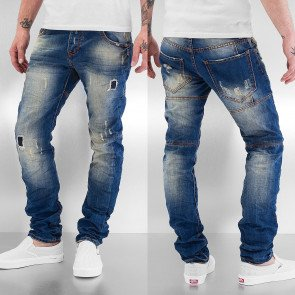 Nohavice Just Rhyse Shion Skinny Blue
