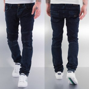Nohavice Just Rhyse Slim Fit Blue