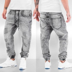 Nohavice Just Rhyse Anti Fit Grey