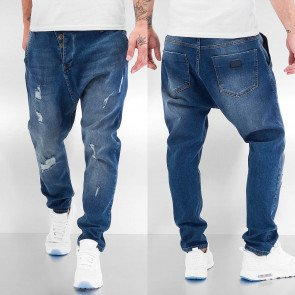 Rifle Just Rhyse Used Jeans Blue