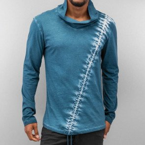 Tričko Just Rhyse Ron Longsleeve Blue