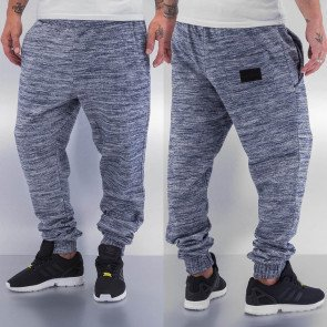 Tepláky Just Rhyse Stripe Sweat Pants Grey