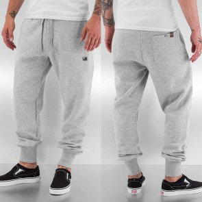 Tepláky Just Rhyse Beat Men Sweat Pants Grey Melange