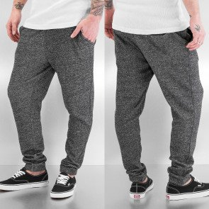 Tepláky Just Rhyse Basic Sweat Pants Antracite