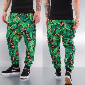Tepláky Just Rhyse Jungle Sweat Pants Green