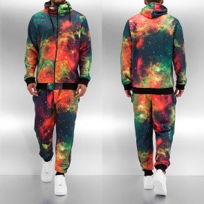 Just Rhyse Infinitely Sweat Suit Galaxy
