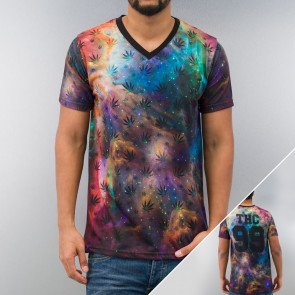 Tričko Just Rhyse Thc 99 T-Shirt Galaxy