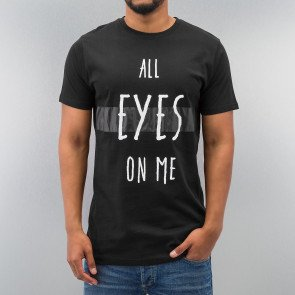 Tričko Just Rhyse All Eyes On Me T-Shirt Black