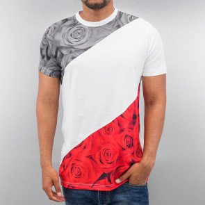 Just Rhyse Rose T-Shirt Colored