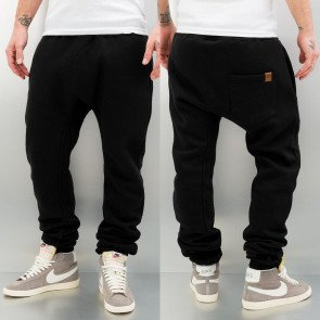 Tepláky Just Rhyse Rasco Sweat Pant Black