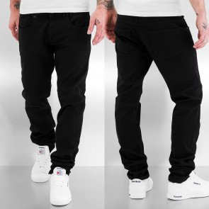 Nohavice Just Rhyse Cool Skinny Jeans Black