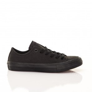 Pánske Tenisky Converse Chuck Taylor All Star II Lux Leather Low Top Black