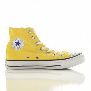 Tenisky Converse All Star Hi Canvas Yellow