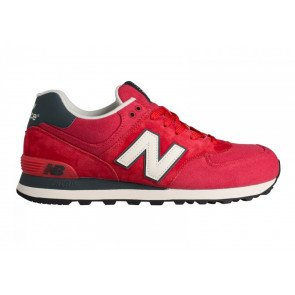 NEW BALANCE ML574PCR PÁNSKE RED WHITE