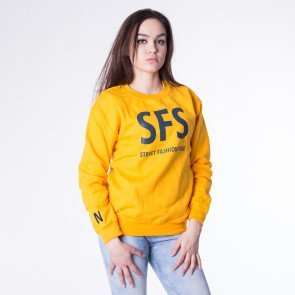 Crewneck Nahodsa Merch UNISEX Yellow
