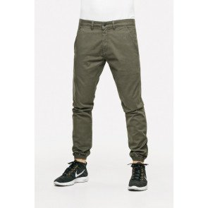 Nohavice Reell Jogger Pant Olive