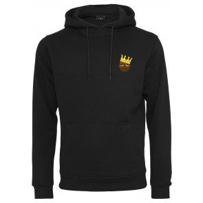 Mikina Mister Tee A Dream Hoody Black