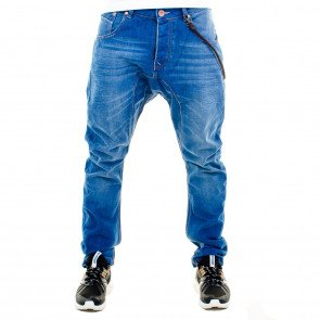 Jeans VSCT Clubwear Spencer Lowcrotch Oldschool Blue