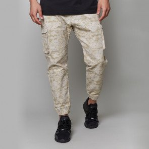Jeans C&s CSBL Cropped Cargo Sand