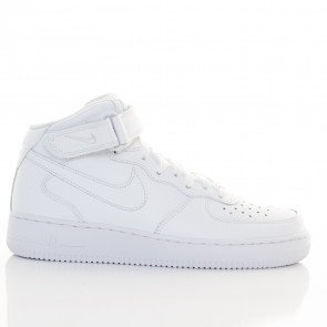 Tenisky Nike Air Force 1 Mid White