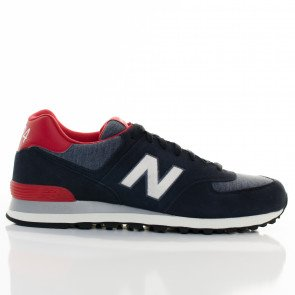 Tenisky New Balance Ml574Pnv Navy Red