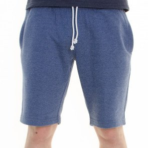 Kraťasy Reell Sweat Short Navy Melange