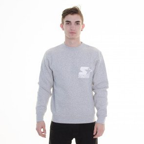 Mikina Starter LBCP Sweat Grey