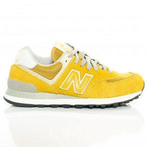 Tenisky New Balance Ml574 Yellow
