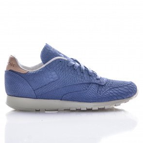 Tenisky Reebok Classic Leather Clean Lux Navy