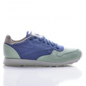 Tenisky Reebok Classic Leather 60C40N Blue Grey