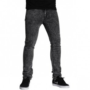 Jeans Reell Skin Slim Fit Black