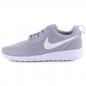 Nike Roshe Run Pánske Grey White