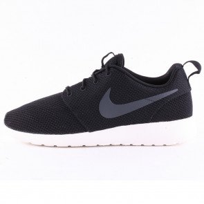 Nike Roshe Run Pánske Black Anthracite