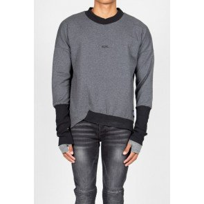 Mikina Sixth June Jumper Run Dark Grey