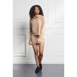 Mikina Sixth June Women Long Sleeve Sand