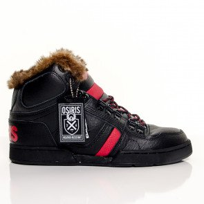Zimná obuv Osiris Nyc 83 Black Red