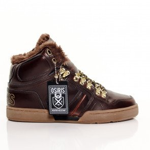 Zimná obuv Osiris Nyc 83 Dark Brown