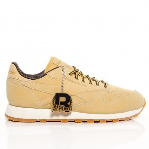 Tenisky Reebok Classic Leather 'wheat' M49995 Brown