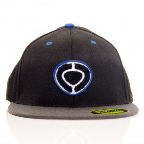 Snapback C1Rca Slab Icon 210 Fitted Cap Black