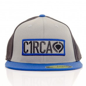 Snapback C1Rca Game 210 Fitted Cap Black Grey Blue