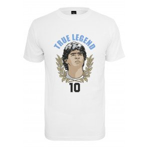 True Legends Number 10 Tee white