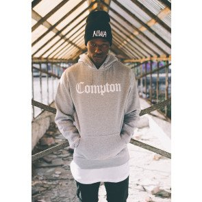 Mikina Urban Classics Compton Heather Grey