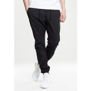 Nohavice Urban Classics Stretch Jogging Pants Black