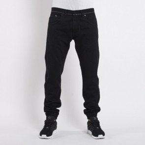 Nohavice Mass Dnm Jogger Base Sneaker Fit Black