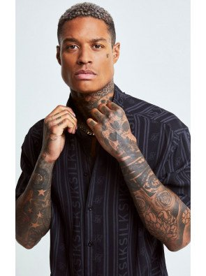 SIKSILK RE-RUN SHIRT