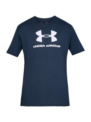 Under Armour Sportstyle Logo Navy Academy