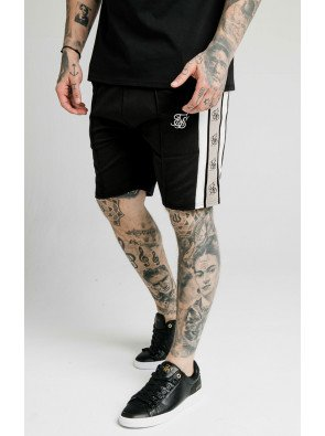 SIKSILK PREMIUM TAPE PLEATED SHORTS