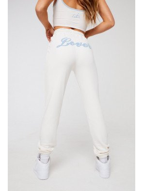 LOVER TEXTURED 90 S JOGGERS
