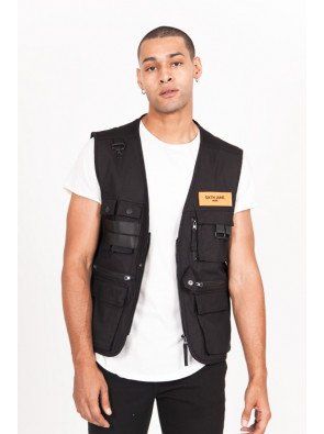 Sixth June Sleeveless Multiple Pockets Vest