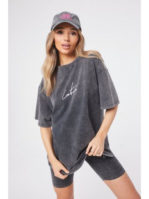 ESSENTIAL OVERSIZED T SHIRT